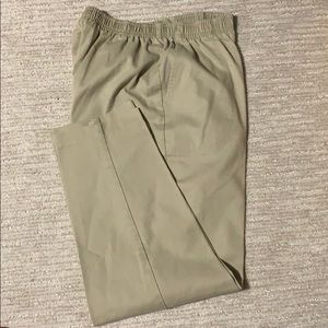 Cabin creek women's pants size 10 EUC 26W 26L 11R